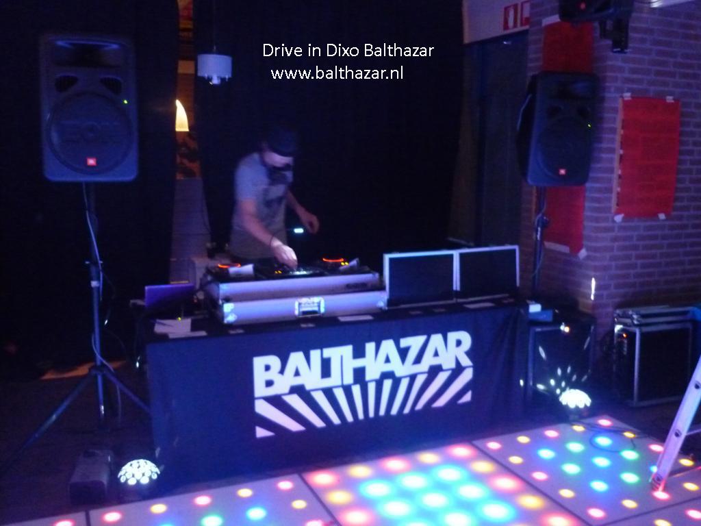 Drive in discotheek disco Balthazar de Drive in Disco van Utrecht en omgeving