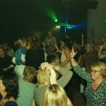 40 plus party, 40 +  feest te beauforthuis met drive in dixo balthazar de discotheek van Utrecht en sander loog op sax  6